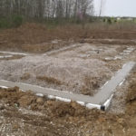 Day 5-Footers Poured