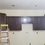 Day 110-Cabinets and Trim