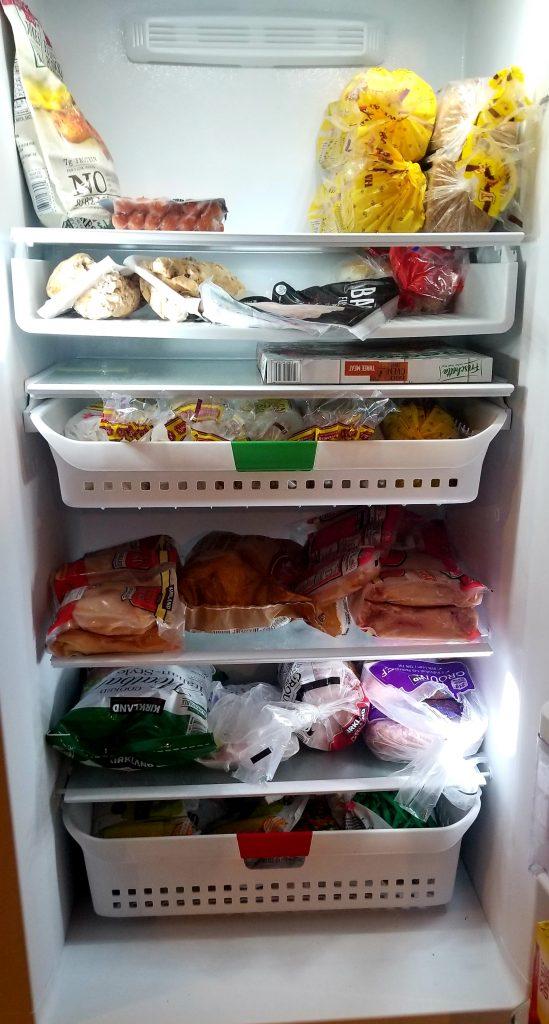 Basement Freezer