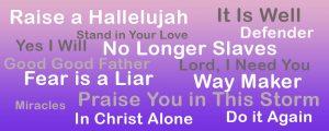 Hope Worship Songs