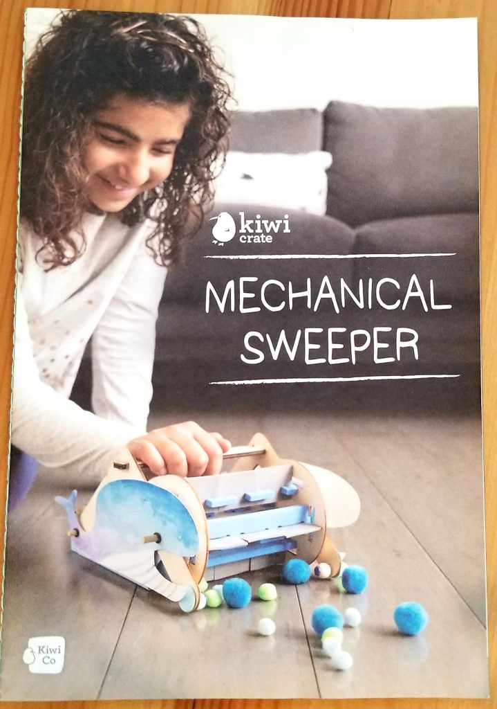 Mechanical Sweeper Instructions