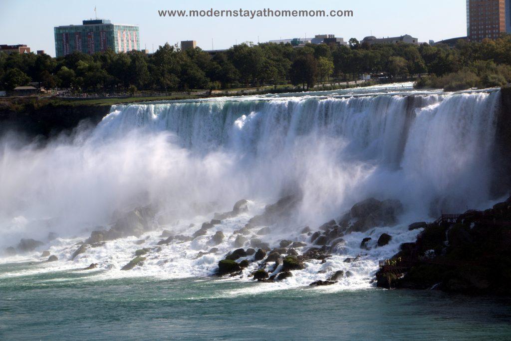 Niagara Falls from Canadian side