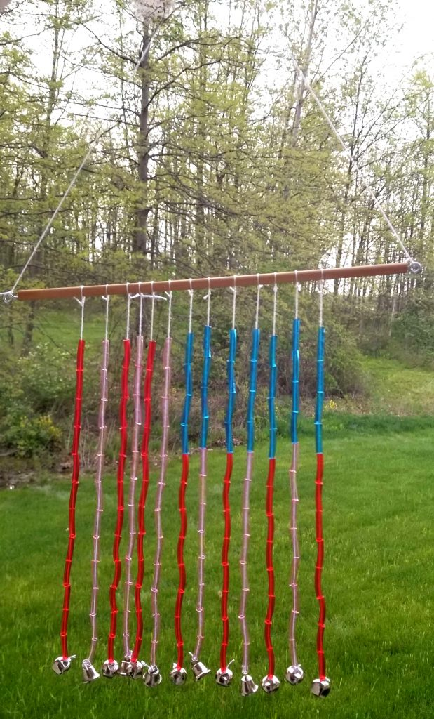 Flag Windchime