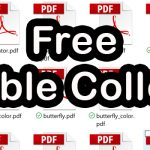 Being a Free Printable Collector