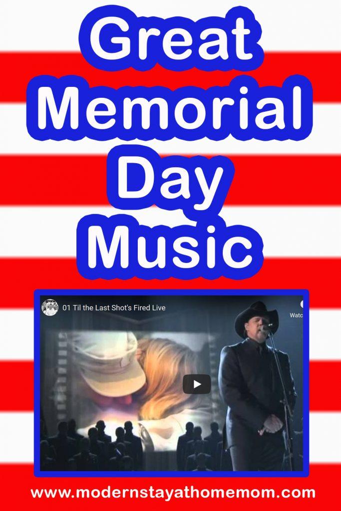 Great Memorial Day Music