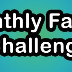 July 2020 Monthly Family Challenge