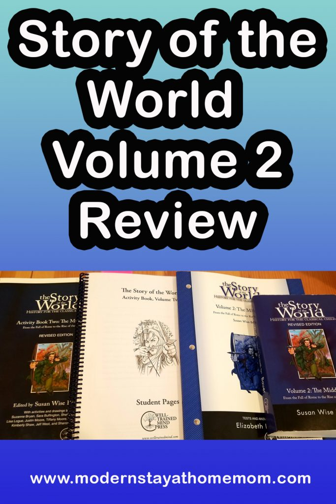 Story of the World Volume 2 Review